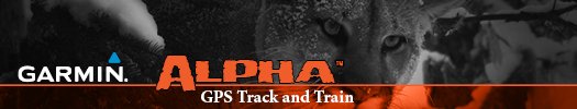 Garmin® Alpha Track and Train