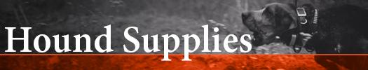 Hound Supplies