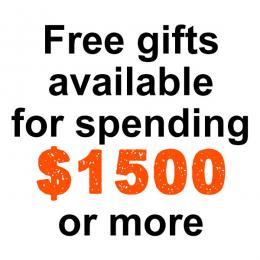 $1500 Free Gift Tier