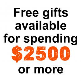 $2500 Free Gift Tier