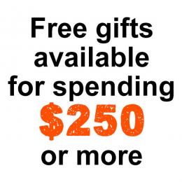 $250 Free Gift Tier