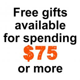 $75 Free Gift Tier