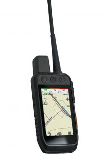 Front Image of Garmin Alpha 200