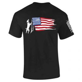 'Merica T-Shirt Back Color Print