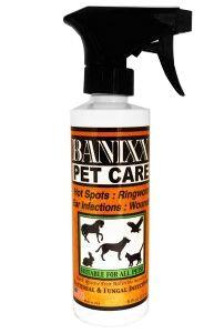 Banixx Pet Care Spray