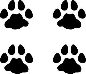 Bobcat Tracks Decal