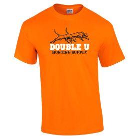 Double U Hunting Supply Youth Safety Orange Pro Staff T-Shirt