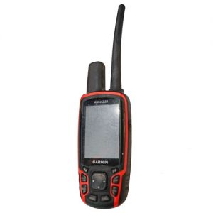 """Used Garmin Grade """"C"""" Astro 320 Handheld Scratches, dents, worn buttons"""