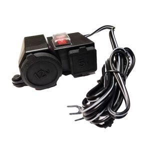 5V/12V DC USB Charging Station