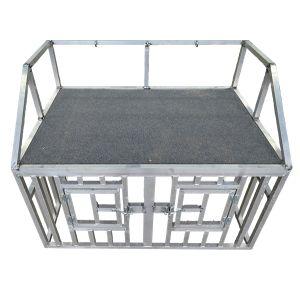 Vollmar Standard Dog Box