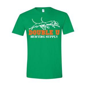 Irish Green with White Sparkle T-shirt