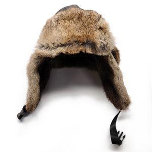Double U Fur Trapper Hat