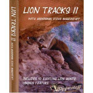 Lion Tracks 2 DVD With Steve BiggerStaff