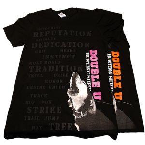 "Double U ""Reputation"" Hound Hunting T-Shirt"