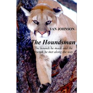 The Houndsman by Van Johnson Front Cover