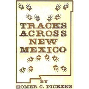 Tracks Across New Mexico