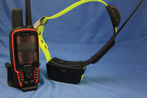 The Astro 320 & DC 50 combo is the ideal dog tracking system.