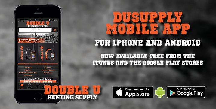 Double U Hunting Supply Android App on Google Play