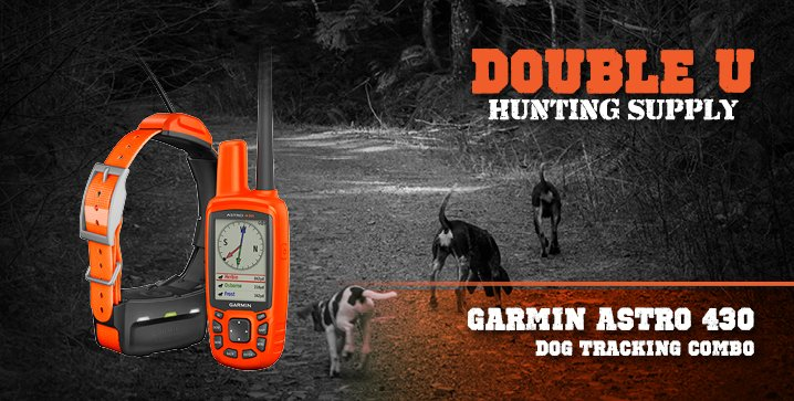 Astro 430 Handheld dog tracker