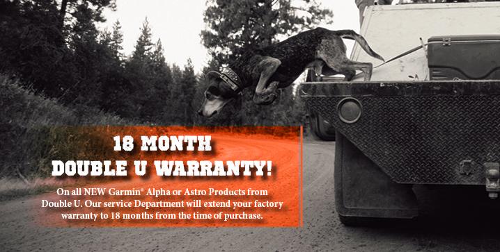 18 Month Warranty
