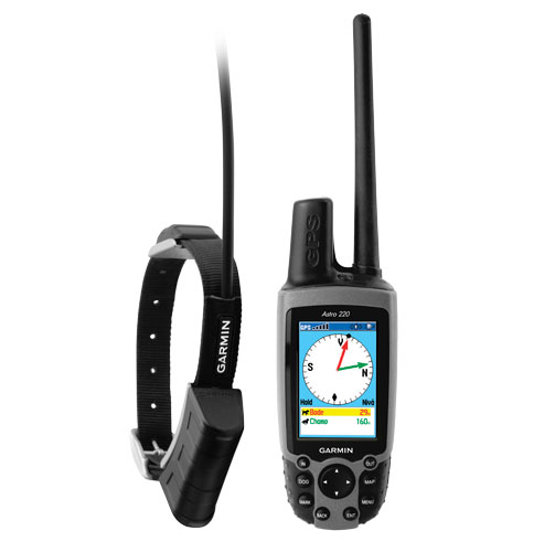 Garmin Astro 220 Support Page
